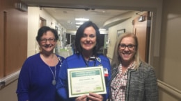 First Health Daisy Award Winner