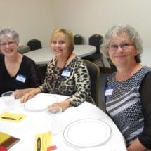 Laura Beth, Brenda, & Kay