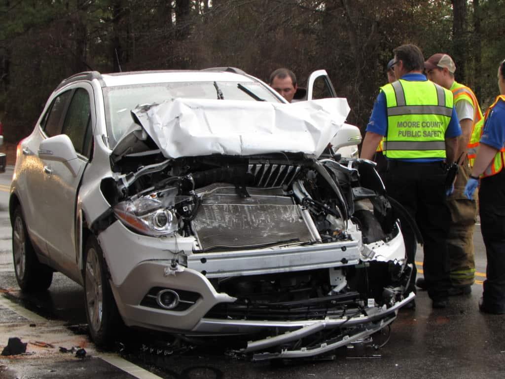 car wreck vanish ending relationship