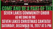 Seven Lakes Community Choir Ad