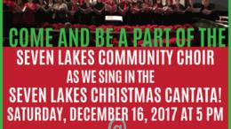 Seven Lakes Community Choir Ad