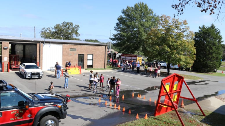 West End Fire Department Open House